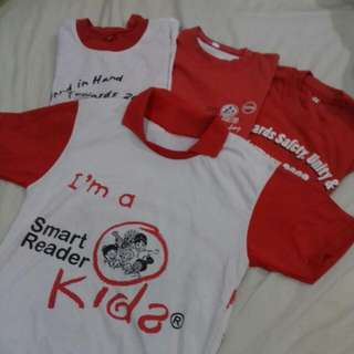 Smart READER school Tshirts