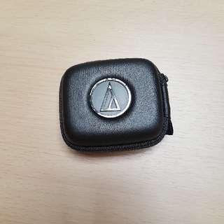 (包郵)Audio Technica 耳機盒 硬盒 earphone hard case box AT