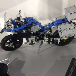 LEGO BMW R1200 GS Adventure