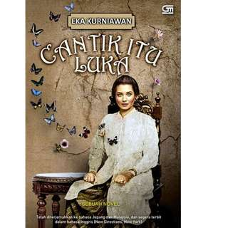 Ebook Cantik Itu Luka - Eka Kurniawan