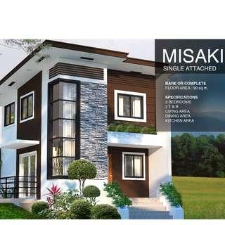 Ready-for-occupancy Single-attached House ZURI Taytay Rizal