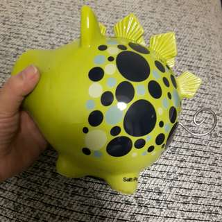 Dinosaur Coin Bank