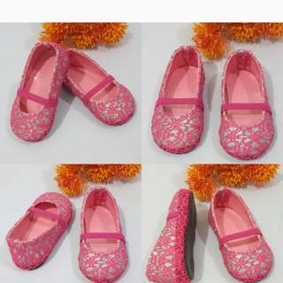 Shimmer Doll Shoes