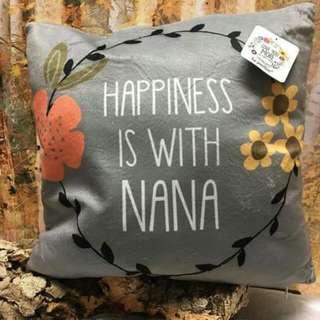 Nana Micromink Pillow 12 x 12