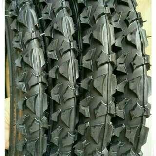 全新16*1.95腳踏車外胎
