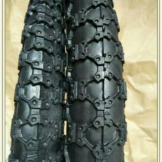 全新18*2.125腳踏車外胎