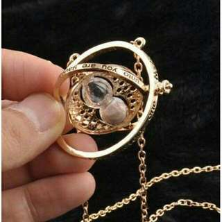 Time Turner Necklace (Hermione Granger of Harry Potter)
