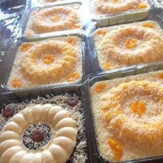 Pudding oranges
