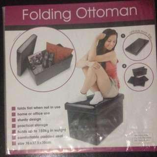 Ottoman Seat Chest