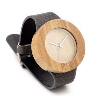 BOBO BIRD H10 Mens Luxury Wooden Quartz Watches With Leather Strap