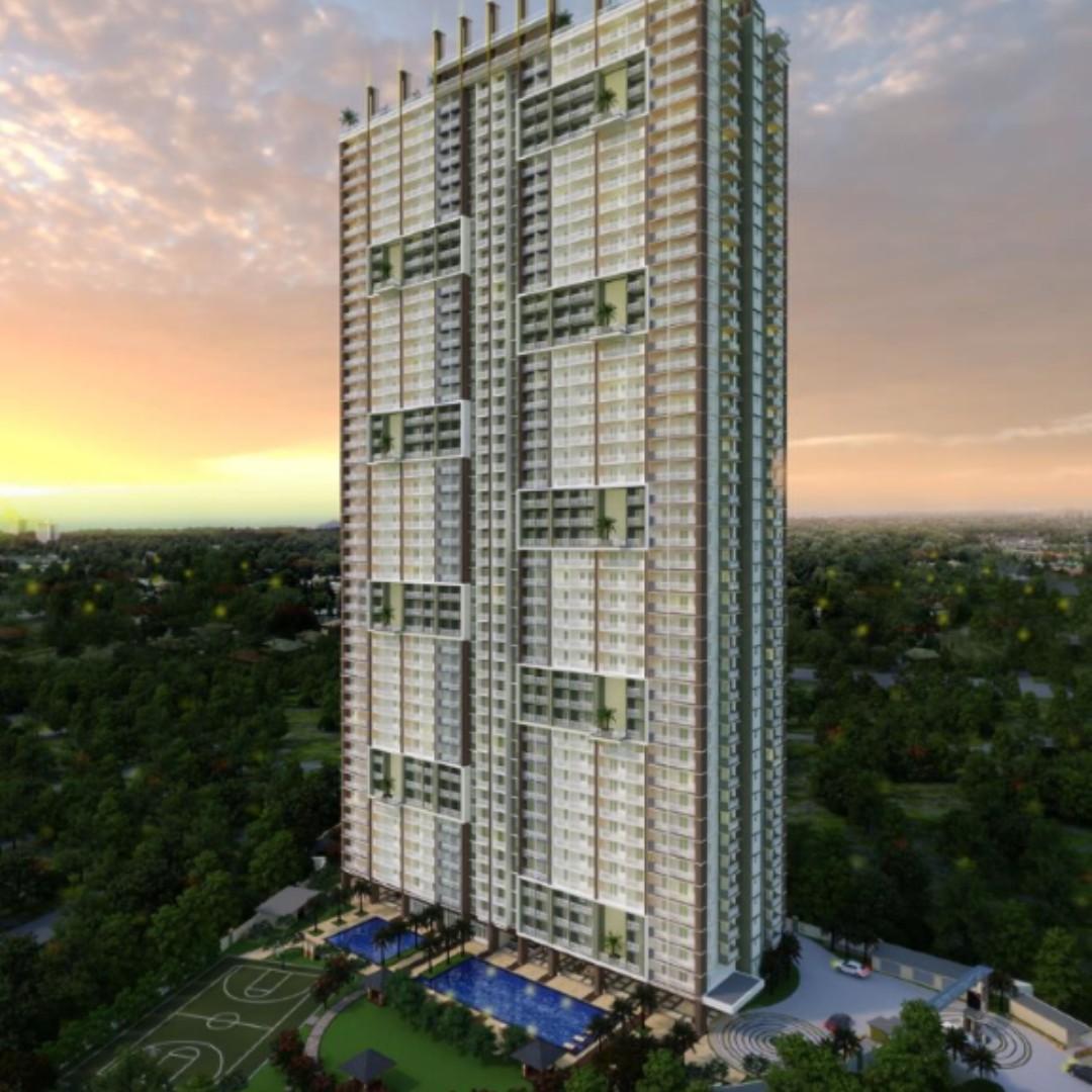 1 Bedroom Condo in Quezon City The Celandine 28sqm near Monumento