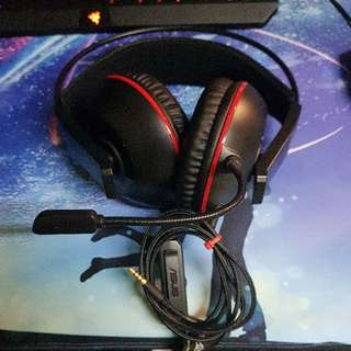 Republic Of Gamers Orion Headphone, Razer Headphones