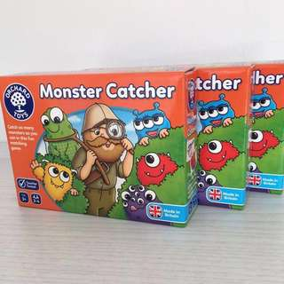 英國Orchard Toys Monster Catcher