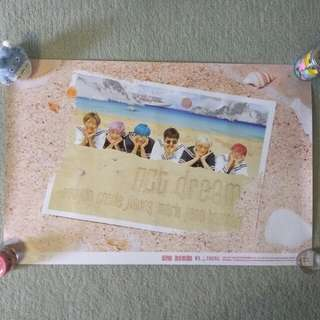 NCT DREAM - We Young (Poster) [UNFOLDED]