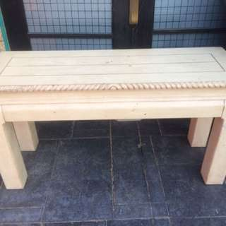 Hall Entry Console Table