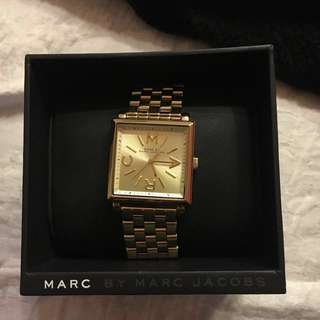 Marc By Marc Jacobs Gold Watch MBM3259