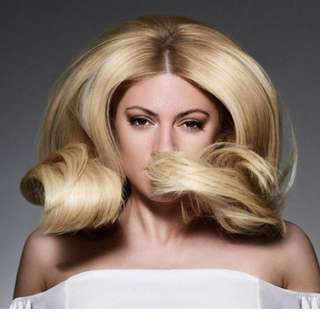 NEW IN UNOPENED PACKS - SALON QUALITY 9A GRADE FULL EUROPEAN HUMAN HAIR - BEACH SANDY BLONDE