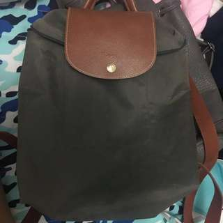 Longchamp backpack bag