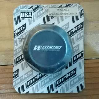 Works Oil Cap Honda/Nissan