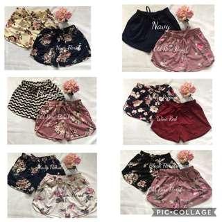 Candy Short w/ Side Pocket