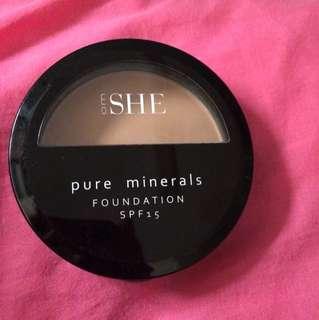 SHE Powder Foundation