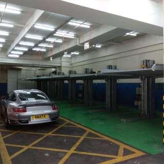 私家車升降台(最多8架)