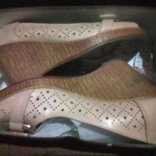 Michaela wedge shoes