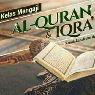 Mengaji Al Quran