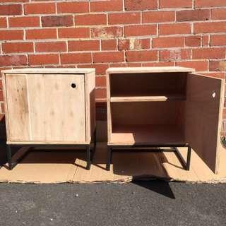 NEW Emma's Design bedside tables