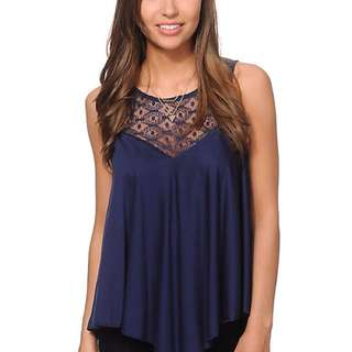 Tanktop Lace Forever 21