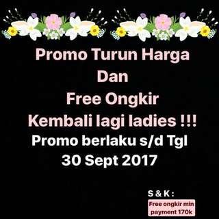 ✨Promo FreeOngkir & Turun Harga✨