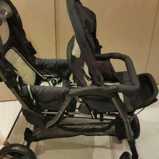 Cheap Tandem Stroller