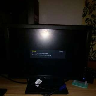 Dell 17 inch monitor Dell E1709W