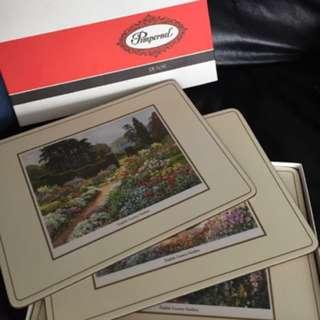 Placemats for sale mint condition