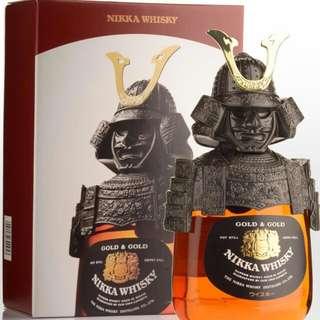 Nikka Kabuto Whisky 武士威士忌 750ml