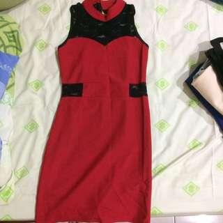 Dress congsam