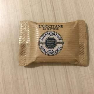 L'occitane Gentle Soap