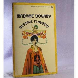 Madame Bouvary by Gustave Flaubert