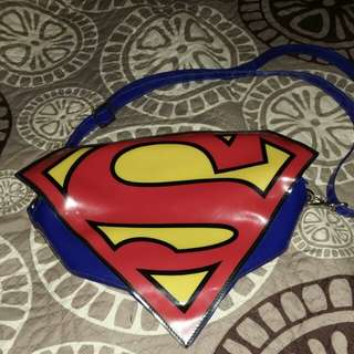 Original superhero superman body bag