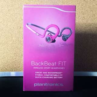Plantronics Blackbeat Fit