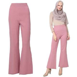 Poplook soft knitted Pants