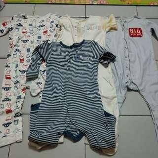 Preloved Mothercare pajamas