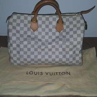 Authentic Louis Vuitton Speedy 35 handbag,pre-loved.