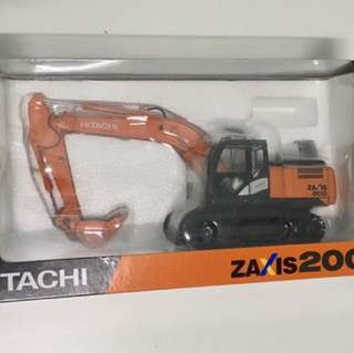 Die-Cast Hitachi Hydraulic Excavator Metal Replica