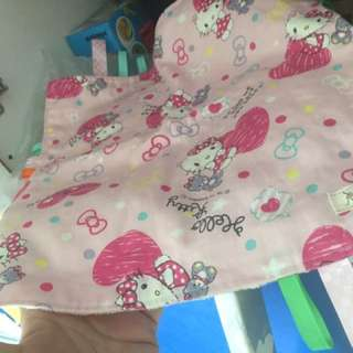 Minky , taggy blankets