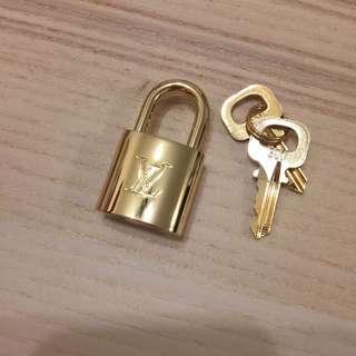Lv lock and key