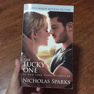 Nicholas sparks: The lucky one