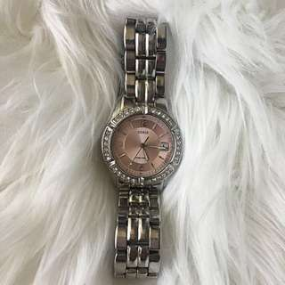 *PRICE DROP*Guess Watch With Swarovski crystals