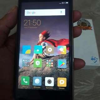 Xiaomi Redmi 4a RAM 2 Giga Internal 16 ( 4G )