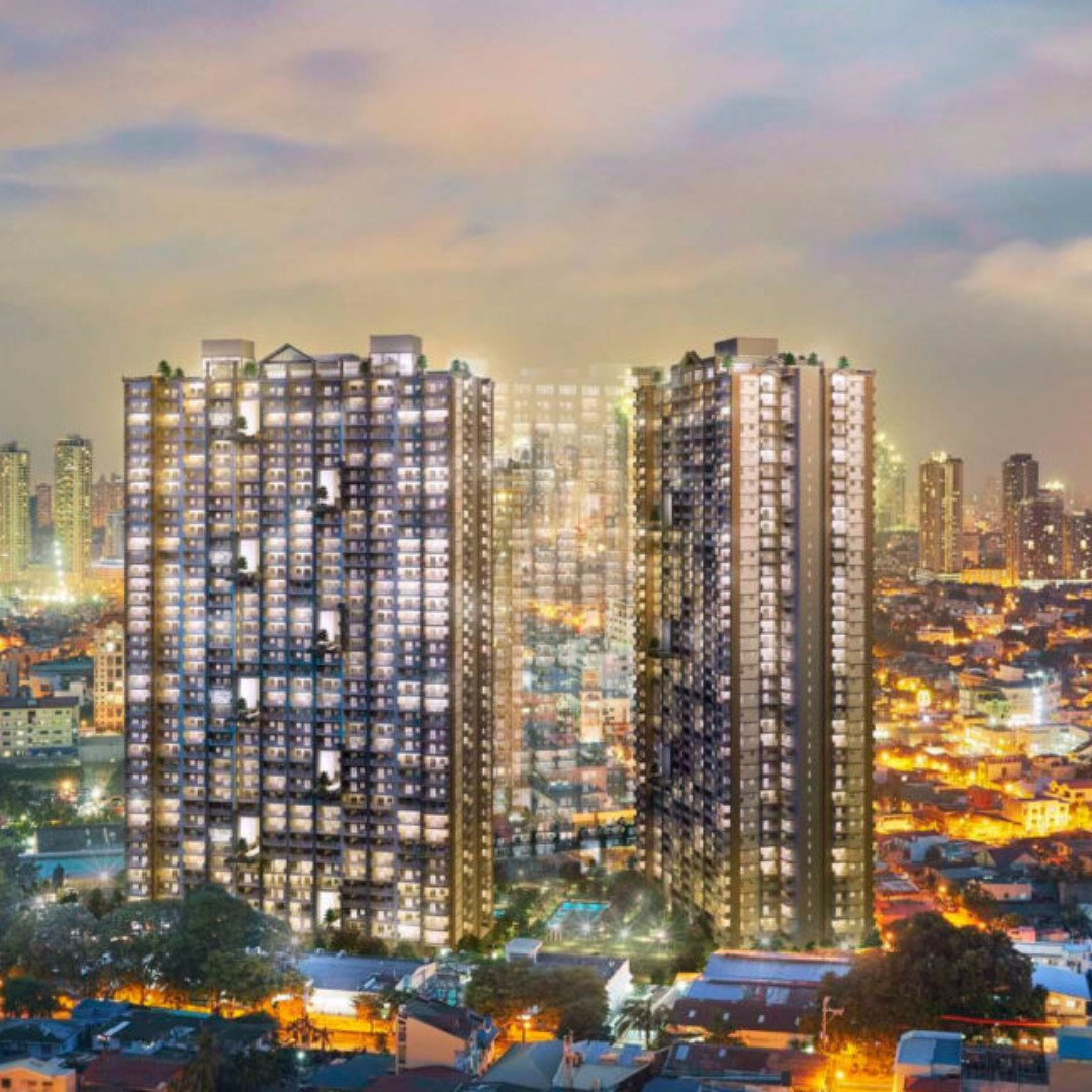 2 bedroom Condo in Mandaluyong City near Shaw Central
